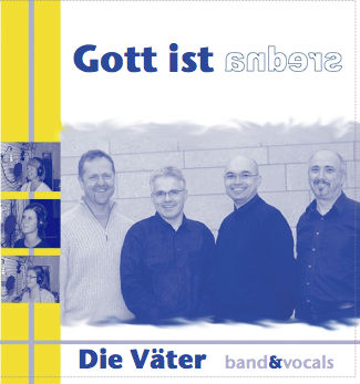 Cover Gott ist anders